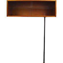 Wohnberdarf Wall Mount Cabinet, Switzerland 1930's