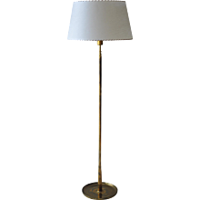 1940s Telescopic Floor Lamp