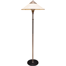 BAG Turgi Telescopic Floor Lamp, Switzerland, 1930s